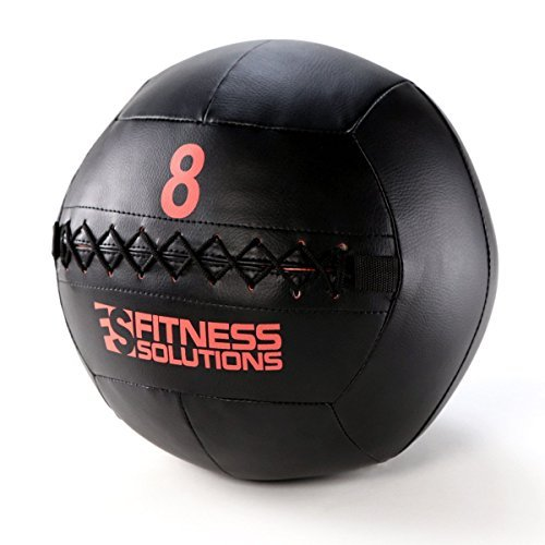 Fitness Solutions Wall Ball (12 LB) by Fitness Solutions (Image #2)