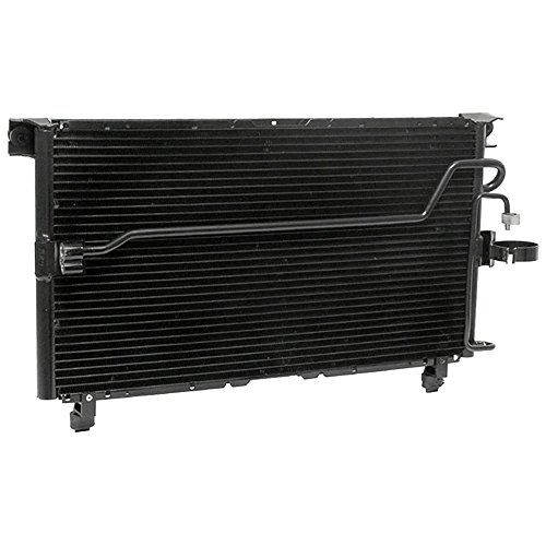 New Premium Quality A/C AC Air Conditioning Condenser For Honda And Isuzu 3.2L - BuyAutoParts 60-60707N New