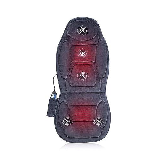 Cojín del asiento Cojín de asiento de masaje vibratorio ...