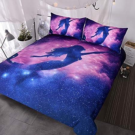 51r8mv%2BKRSL._SS450_ Mermaid Bedding Sets and Mermaid Comforter Sets