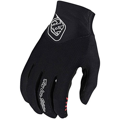 Troy Lee Designs Ace 2.0 Men's BMX Gloves - Black / 2X-Large