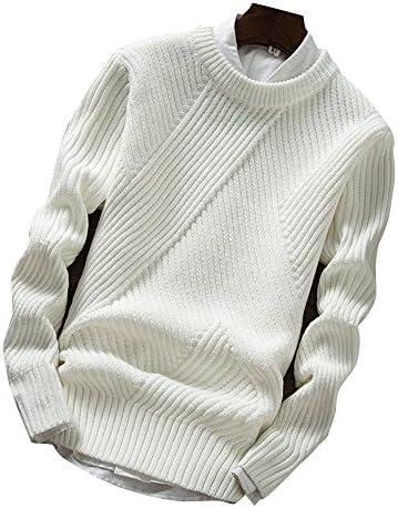 セーター メンズ ニット メンズセーター ケーブル編み ビジネス ゆったり 正規品 cmw24196