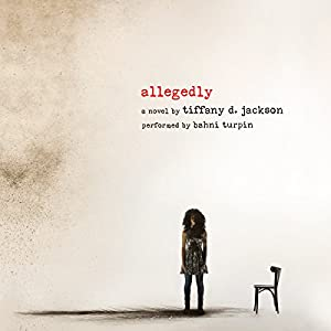 Allegedly Audiobook
