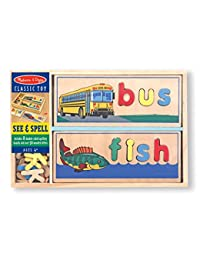 Melissa & Doug See & Spell BOBEBE Online Baby Store From New York to Miami and Los Angeles