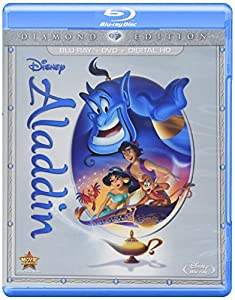 Cover Image for 'Aladdin: Diamond Edition'
