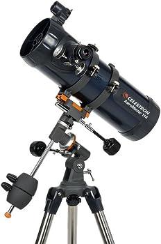 Celestron AstroMaster 114EQ 114mm F/8.7 Reflector Telescope