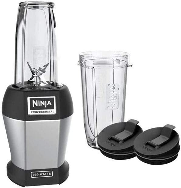 Nutri Ninja BL456 Pro Blender - Nutrient Extraction - Single Serve Blender (Renewed)