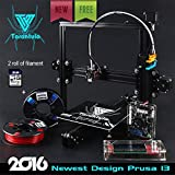 Tarantula i3 3D Printer Kit / SD-Card Reader / USB 2.0 & 2 Rolls Filament Bundle