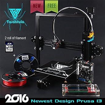 Amazon.com: Tarantula i3 kit para impresora 3D / lector de ...