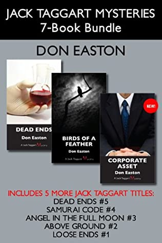 book cover of Jack Taggart Mysteries 7-Book Bundle