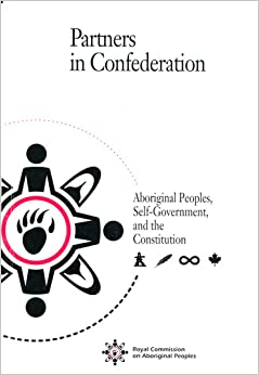 royal commission on aboriginal peoples pdf