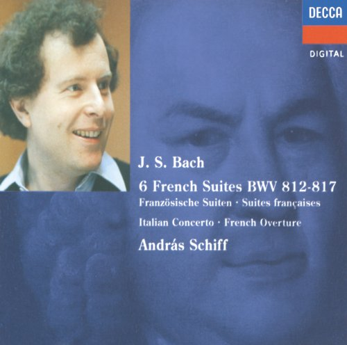 ... Bach, J.S.: French Suites Nos.