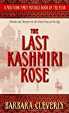 The Last Kashmiri Rose, Barbara Cleverly, 0440241561