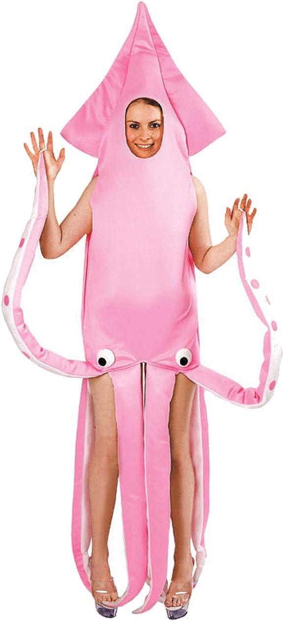 Squid Costume PINK: Amazon.es: Ropa y accesorios