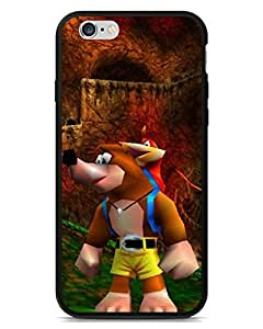 Cheap 7832410ZJ225942052I5S iPhone 5/5s Case, Slim Fit Clear Back iPhone 5/5s Case, Banjo Kazooie Theme Phone Accessories iphone case cell phones's Shop