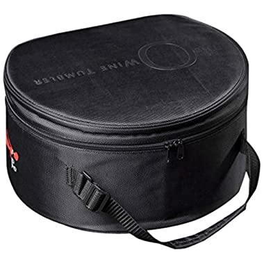 Riedel O BYO Bag, Includes Bag Containing 4 Big O Syrah Tumblers, and a Carrying Bag