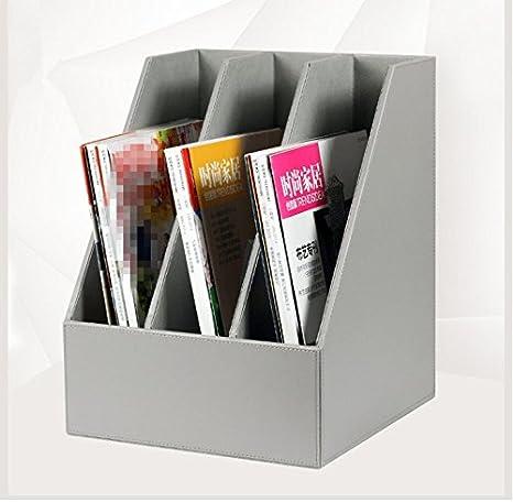 sélection premium e974d 46c13 jlysheng Fichier Nouvelles étagères siège cuir Rangement ...