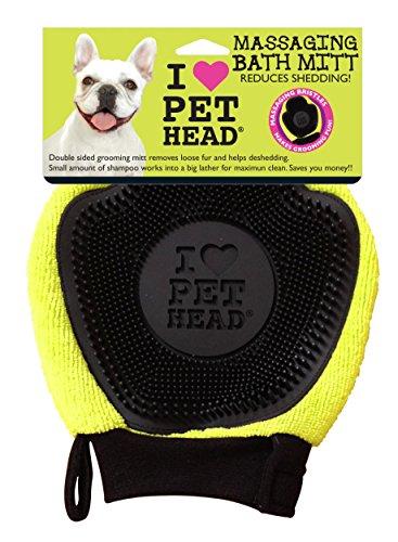 Pet Head Massaging Bath Mitt (Shower Heads Massaging compare prices)