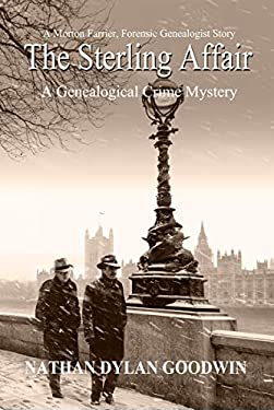 The Sterling Affair (The Forensic Genealogist Book 8)