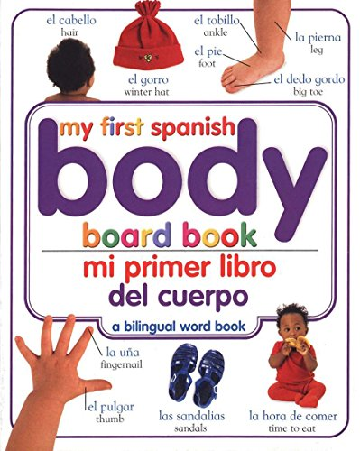body part board books - 5