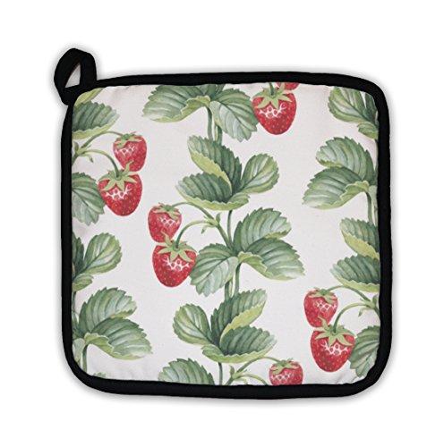 Gear New Pattern with Strawberry Bush Pot - Gear Express Throw Womens