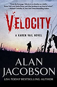 Velocity Karen Vail Book 3 ebook product image