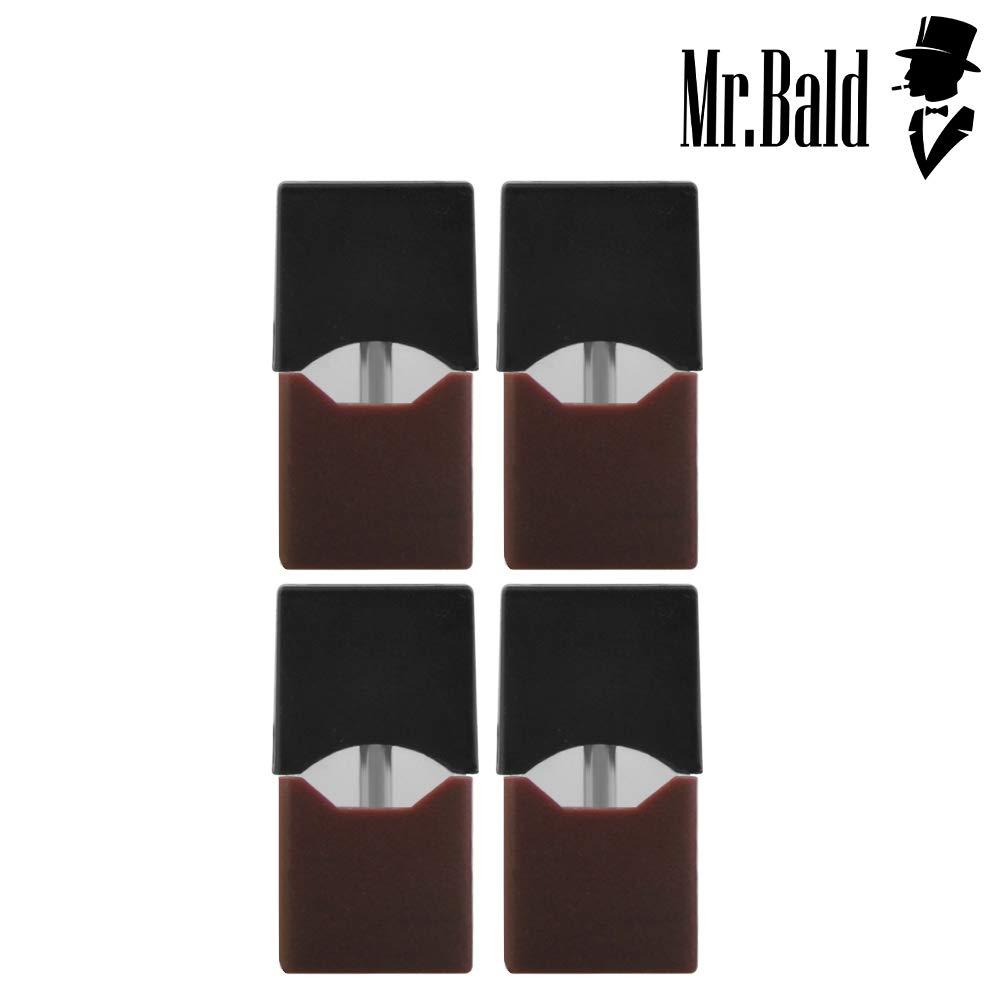 【2018 Latest】Mr bald Mr.Bald J Pods (4PCS)