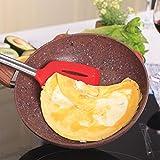 MICHELANGELO 2 Piece Granite Non-Stick Fry Pan