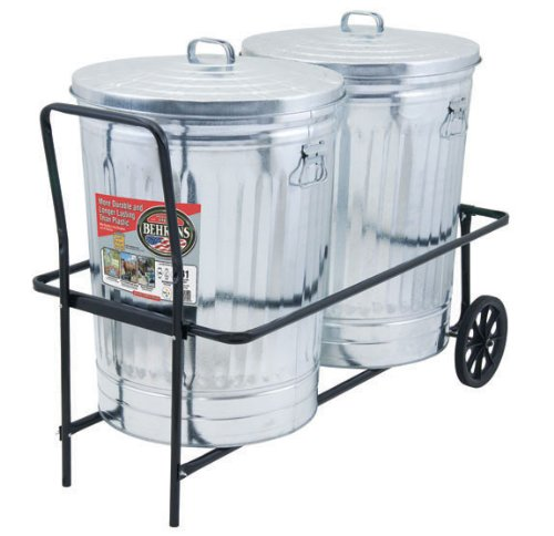 Behrens TCC 250 Pound Capacity Trash