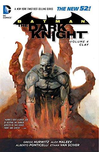 BATMAN - DARK KNIGHT V4 CLAY
