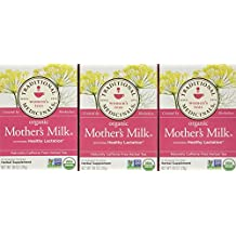 Traditional Medicinals Teas Organic Mother's Milk Tea Bags, 48 Count