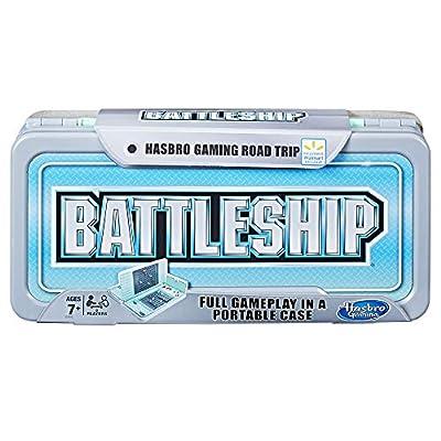 Hasbro Gaming Road Trip Series Battleship