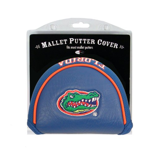 Team Golf NCAA Florida Gators Golf Club Mallet Putter Headcover, Fits Most Mallet Putters, Scotty Cameron, Daddy Long Legs, Taylormade, Odyssey, Titleist, Ping, ()