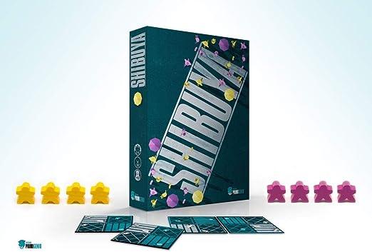 EDICIONES PRIMIGENIO Shibuya - Juego de Mesa [Castellano]: Amazon.es: Juguetes y juegos