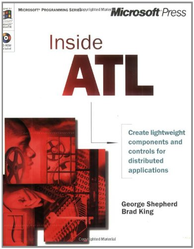 Inside ATL (Programming Languages/C) by Microsoft