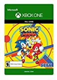 Sonic Mania Xbox One Digital Code (Small Image)