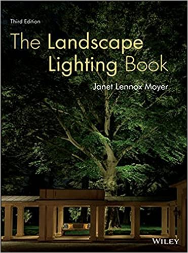 amazon the landscape lighting book janet lennox moyer