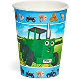 Tractor Ted Party Cups (pack of 8)