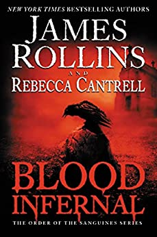 Blood Infernal Sanguines James Rollins ebook product image