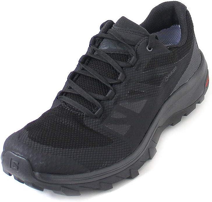 SALOMON Outline GTX, Track and Field Shoe para Hombre: Amazon.es: Zapatos y complementos