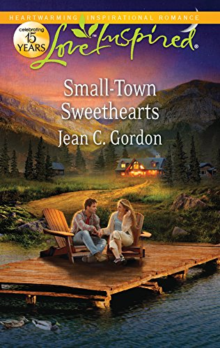 Books : Small-Town Sweethearts (Love Inspired)