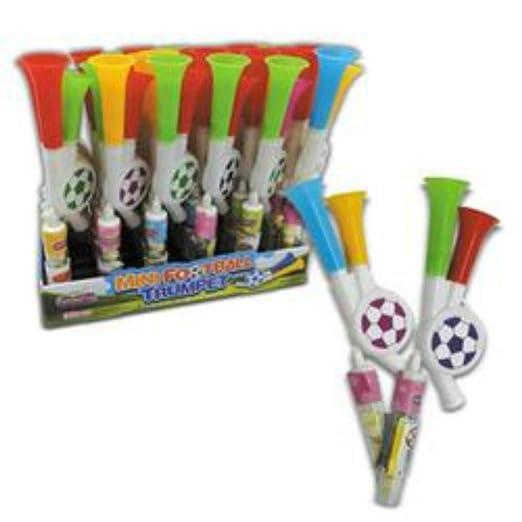Lote de 30 Trompetas-Balón Mini con Caramelos