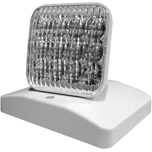 Exitronix MLED1-W LED Emergency Light Adjustable Head White