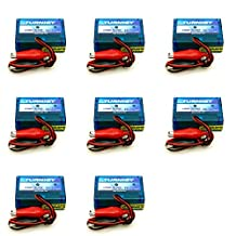 8 x Quantity of Turnigy 12v 2S-3S Basic Balance Battery Charger for Li-Po Batteries
