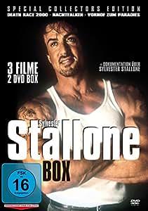 Sylvester Stallone Box (Special Collector's Edition, 2 Discs) [Special Edition] [Alemania] [DVD]