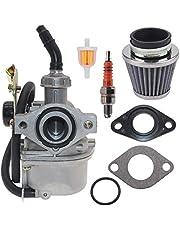 PZ19 carburetor for Atv carburetor 110cc Compatible tao tao 110 carburator ,110cc pit bike carburetor Compatible TaoTao Kazuma Baja 50 70 90 110 125cc Atv Pit Dirt Bike Go kart engine