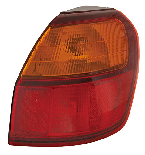 Subaru Legacy Wagon 00-04 Tail Light Assembly RH USA Passenger - Subaru 2001 Wagon Legacy