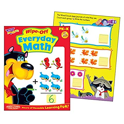Everyday Math Wipe-Off® Book: Toys & Games