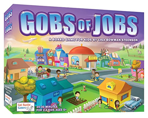 Gut Bustin' Games Gobs of Jobs