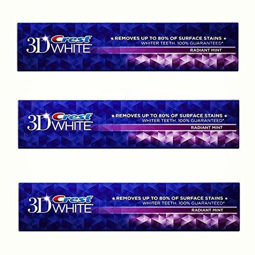 Crest Radiant Flavor Whitening Toothpaste